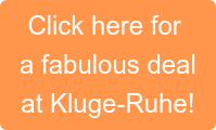 Click here for a fabulous deal at Kluge-Ruhe!