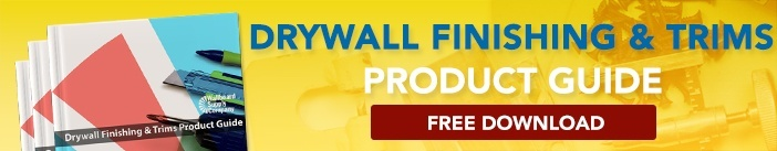 Drywall Finishing and Trims Product Guide
