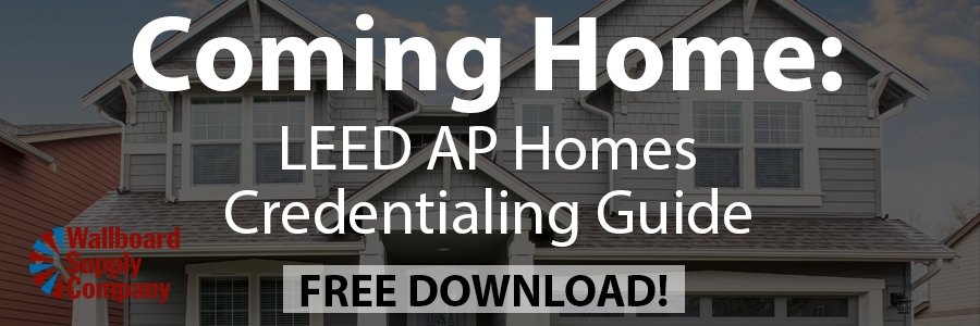 Coming Home: LEED AP Homes Credentialing Guide CTA