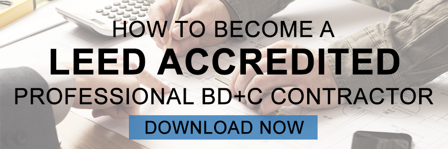 LEED Accredited Professional BD+C Contractor Guide