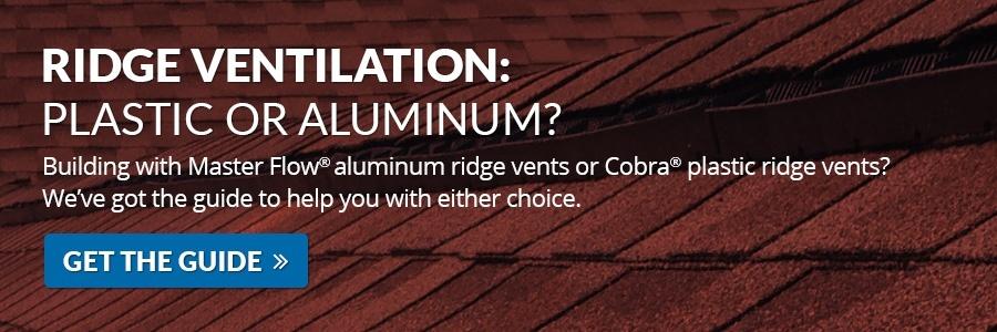 Ridge Ventilation Guide CTA
