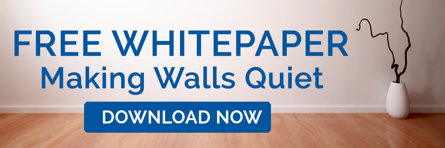 Making Walls Quiet Whitepaper CTA