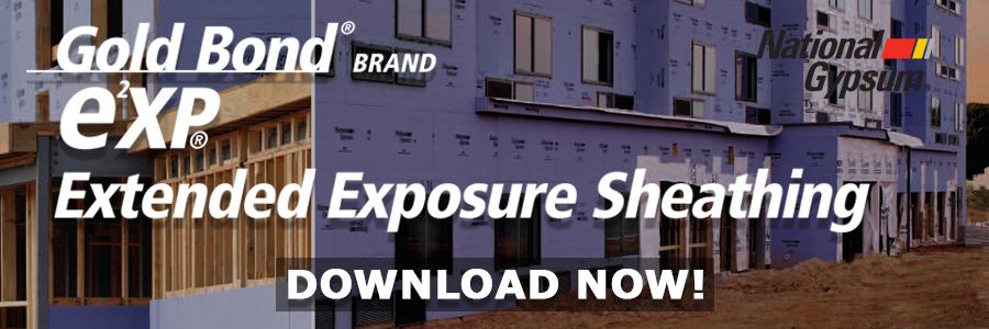 Extended Exposure Sheathing CTA