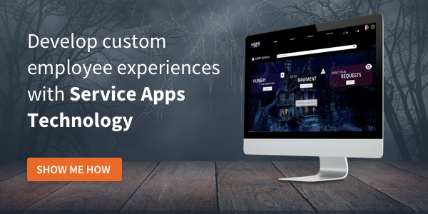 Improve your employee experience with Service Apps Technology