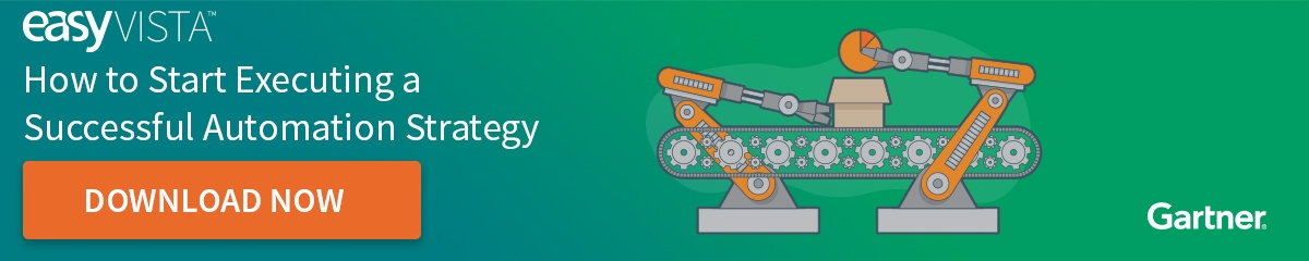 Gartner Report How to Start Executing a Successful Automation Strategy