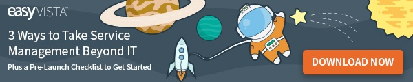 3 Ways to Take Service Management Beyond IT