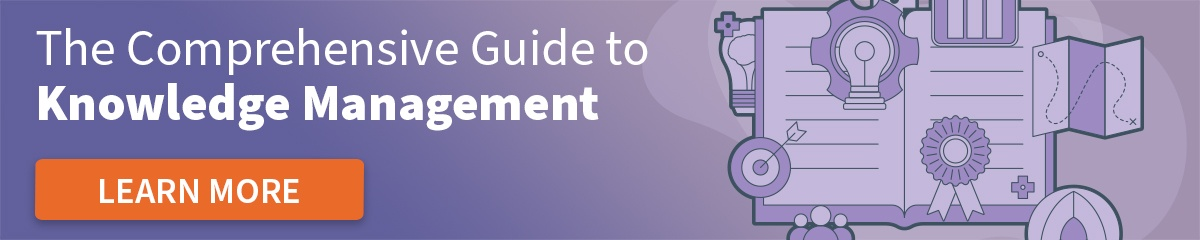 The comprehensive guide to knowledge management
