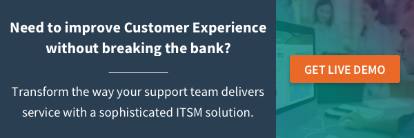 Improve your customer experience with the right help desk software features