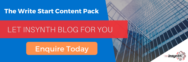 Write Start Content Pack | Insynth | Blogging