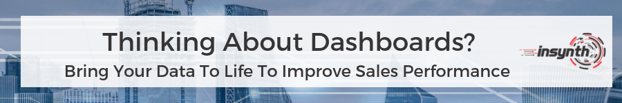 Improve Building Product Sales With Dashboard Technology