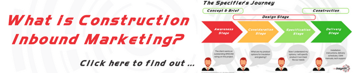 What is Construction Inbound Marketing?  Find out here