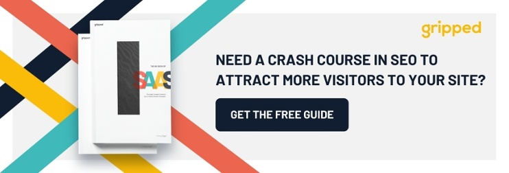SEO crash course ebook