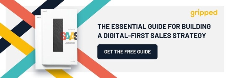 eBook about building a digital-first sales strategy