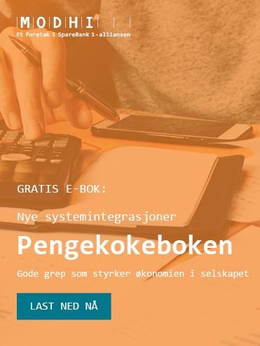 Klikk og last ned Nye systemintegrasjoner - Pengekokeboken gratis