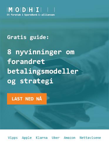 Gratis guide: 8 nyvinninger som forandret betalingsmodeller og strategi