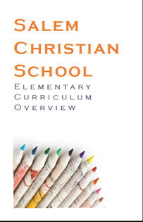 Elementary Curriculum Overview Download
