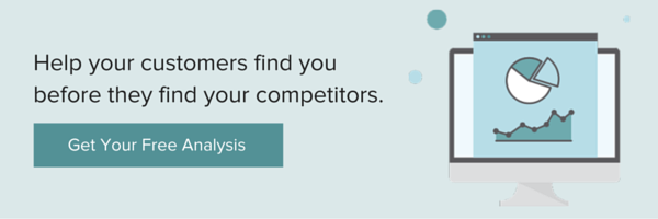 get your free seo analysis