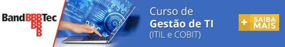 Curso de Gestão de TI (ITIL e Cobit)