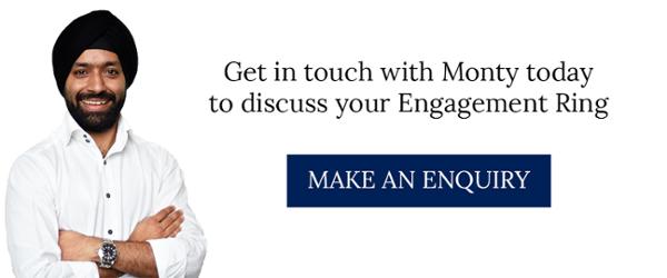 Monty Engagement Ring