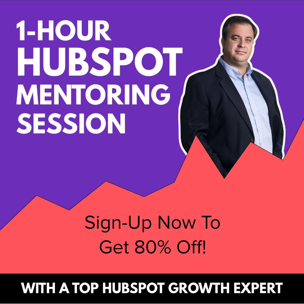HubSpot Mentoring Session