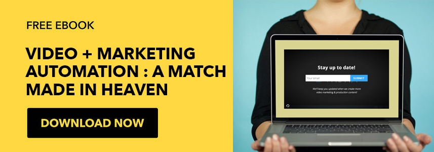 Video + Marketing Automation : A Match made in Heaven - download free ebook
