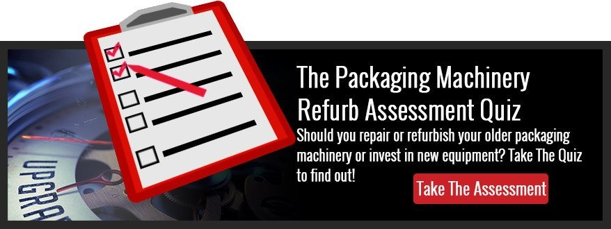 Packaging Machinery Refurb Assessment Quiz