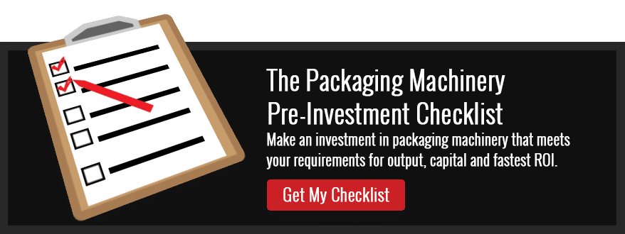 Download Your Packaging Machinery Pre-Investment Checklist