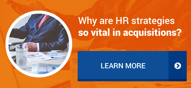 Why are HR strategies so vital in acquisitions?