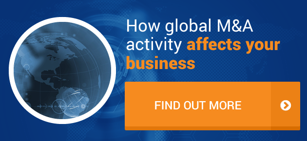 How global M&A actvity affects your business. Find Out More