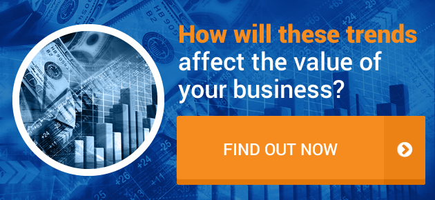 How will these trends affect the value of your business?