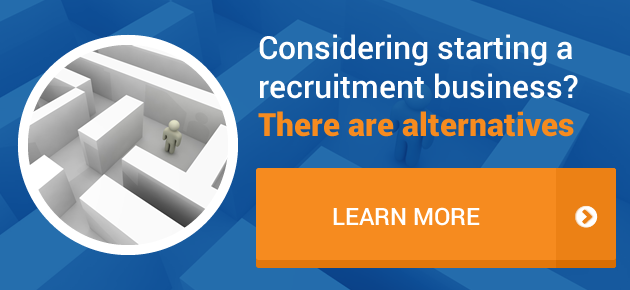 Considering starting a recruitment business? There are alternatives