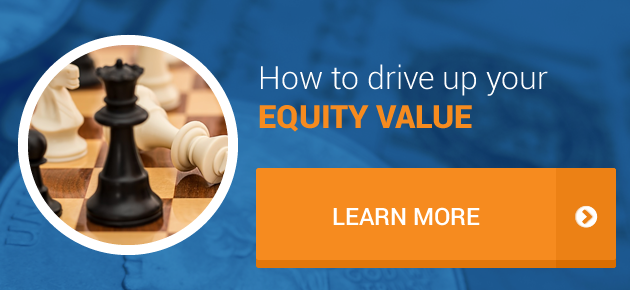 how to drive up your equity value