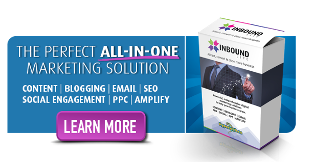Inbound Lite - All-In-One Small Business Marketing Solution