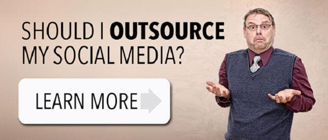 Should I outsource my social media