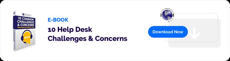 E-book: 10 Help Desk Challenges & Concerns
