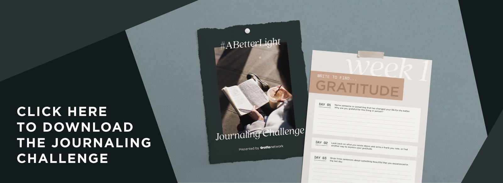 Click here to download a free challenge with journaling prompts.