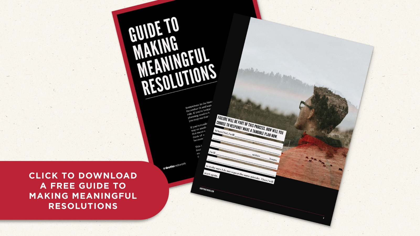 Click to download this free guide to making meaningful resolutions.