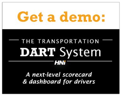 driver scorecard demo