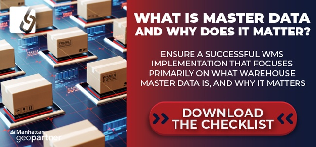Master Data Checklist CTA