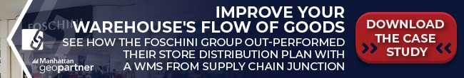 Foschini Case Study - Improve your warehouse's flow of goods