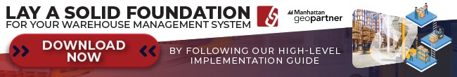 Download the High-level WMS Implementation Checklist