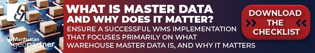 Download the Master Data Checklist