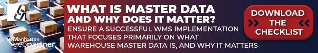 Download the Master Data Checklist