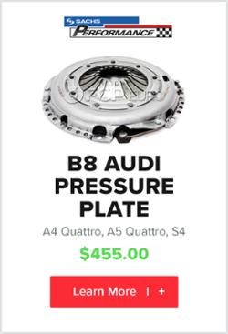 B8 Audi A4 A5 S4 quattro pressure plate