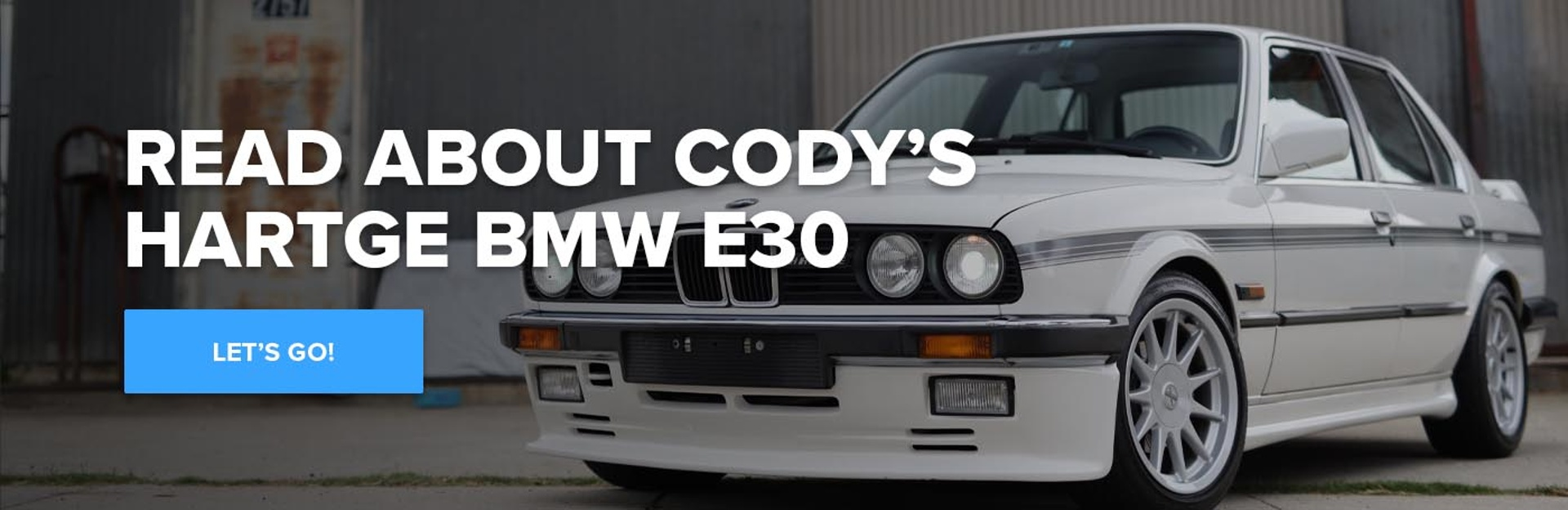 Hartge BMW E30