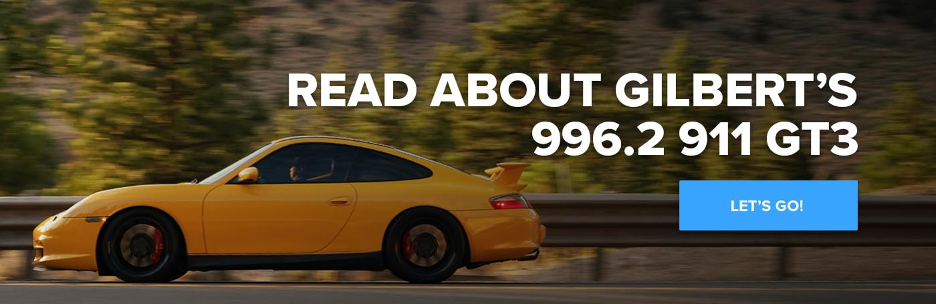 Porsche 996.2 991 CTA