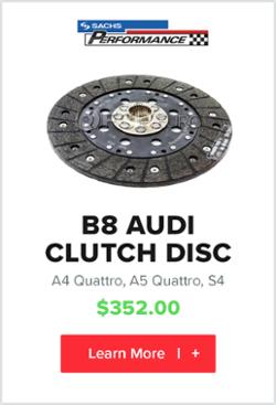 B8 Audi A4 A5 S4 quattro clutch disc
