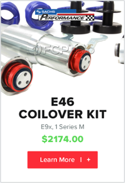 e46 bmw coilover kit