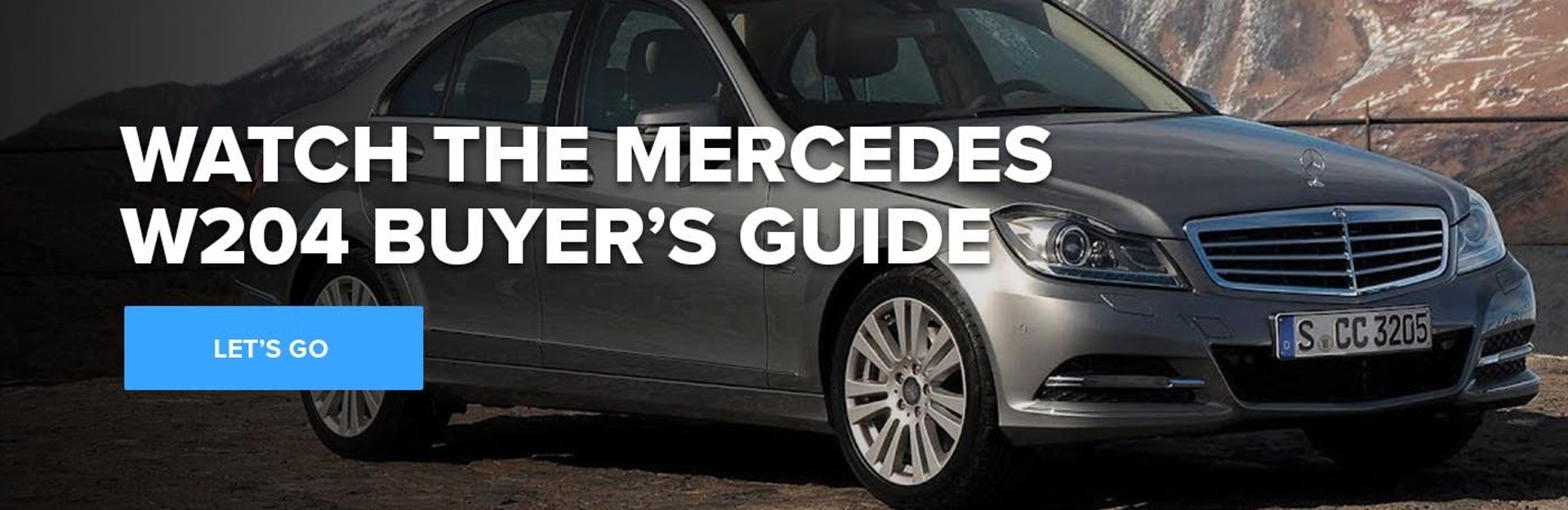 Watch the Mercedes-Benz W204 Buyer's Guide
