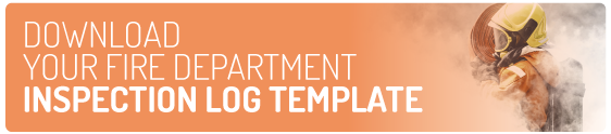 Fire Department Inspection Log Template